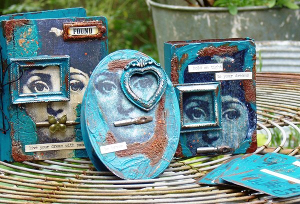 July Art with Heart Challenge: Make it 3-D!
