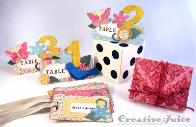 Old is New Sizzix Projects
