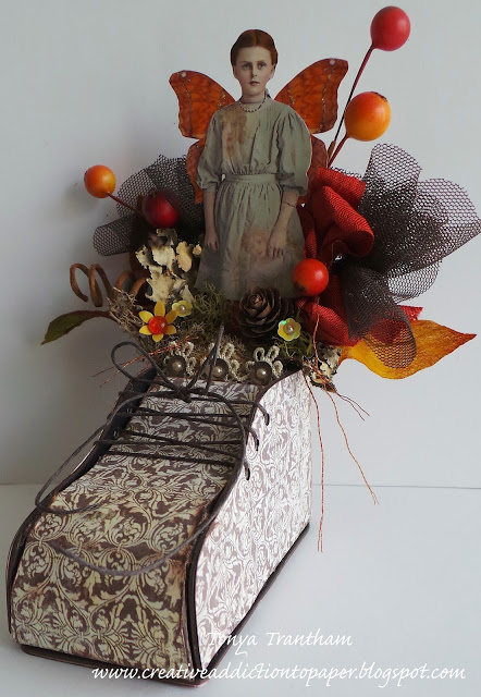 Even More Favorite Fall Things Sizzix Projects