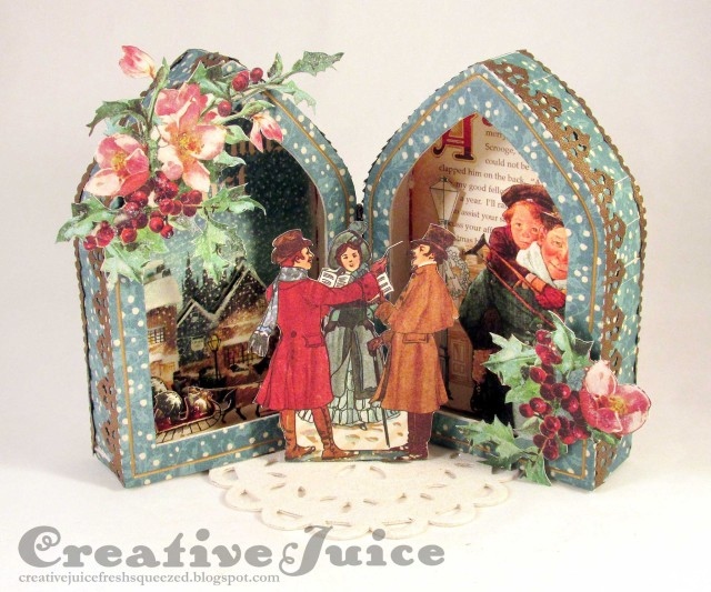 Even More Hauntings and Holidays Sizzix Projects with Graphic 45