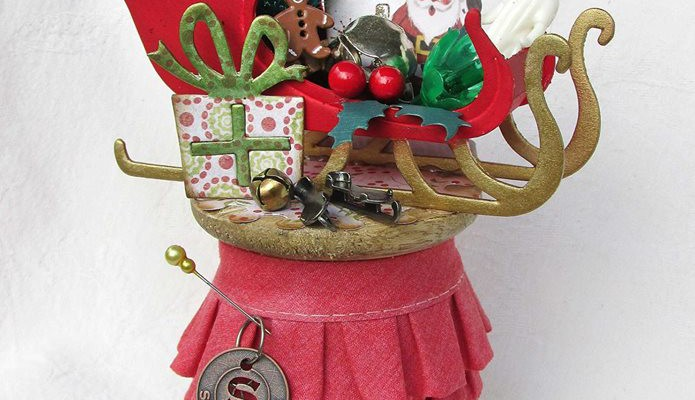 Holiday Sizzix Projects