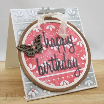 Eileen Hull Sizzix Card Making Ideas plus CHA Sneak Peaks