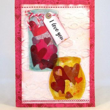 More Sizzix Card Making Ideas with Eileen Hull