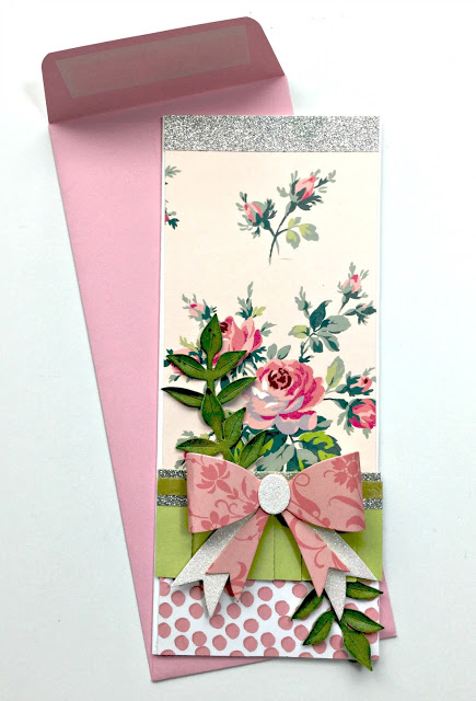 More Sizzix Card Making Ideas: Spring Garden Card Tutorial by Michelle Zerull