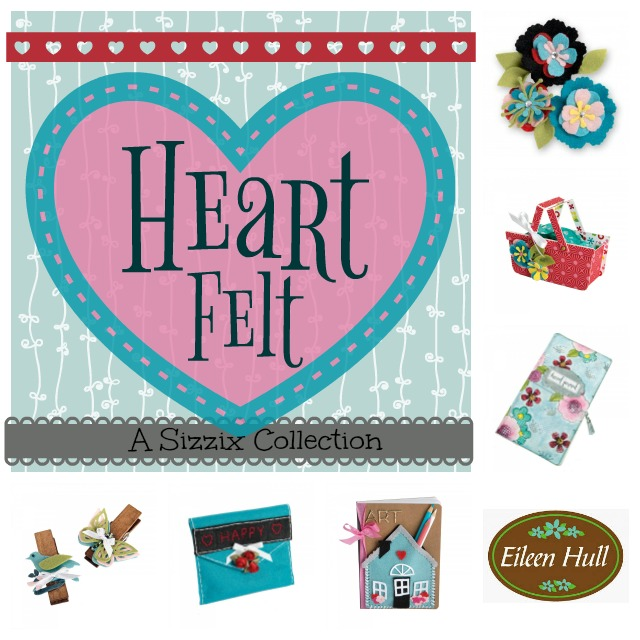 Heartfelt Sizzix Collection by Eileen Hull