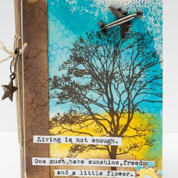 Eileen Hull Sizzix Projects with Stampotique