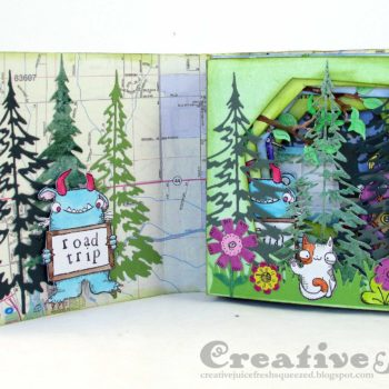 Stampotique Sizzix Project Tutorials